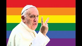 Download Pope Francis To Gays: 'God Made You That Way & Loves You' Video