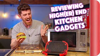 Download Chefs vs Normals: Reviewing High(er) End Kitchen Gadgets Video