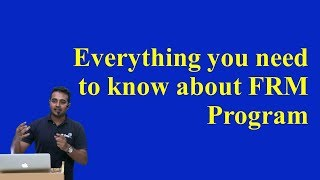 Download Everything you need to know about FRM Program! Video