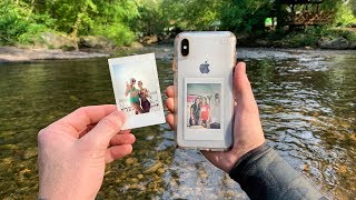 Download Found a Girls Lost iPhone X Underwater in the River! (Returned to Owner) Video