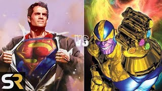 Download 10 DC Heroes Who Can Defeat Thanos Video