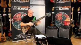 Download (1/3) MARIANO MARTOS en TODOBAJOS TV: Bajo Flamenco - ″Técnicas″ Video