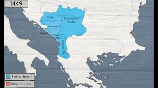 Download History of Serbia and Bulgaria [681-1496] Video
