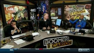 Download Boomer and Carton - Special Report - Phil Simms farts on Jim Nantz Video
