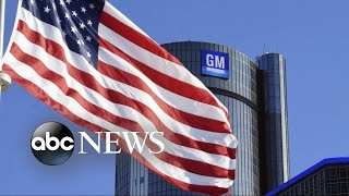 Download Trump Takes Credit for General Motors' Announcement to Invest a Billion Dollars in US Factories Video