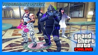 Download GTA 5 How To Get The Juggernaut Outfit Glitch Online Video