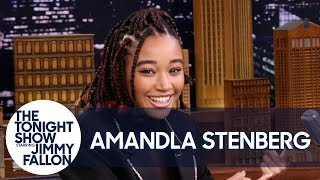 Download Jennifer Lawrence Taught Amandla Stenberg How to Pee in the Woods Video