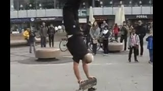 Download 60 Year Old Does Amazing Skateboard Tricks!! Video