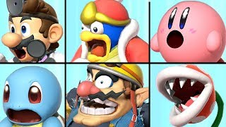 Download All Characters Reacting to a Final Smash in Super Smash Bros Ultimate (+ Piranha Plant) Video