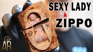 Download Zippo lighter restoration, repair and fluid refill Video