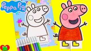 Download Peppa Pig Pop Outz Coloring and Surprises Shopkins and More Video