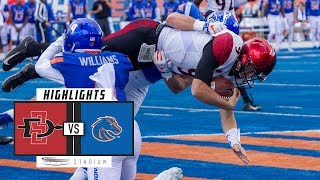 Download San Diego State vs. Boise State Football Highlights (2018) | Stadium Video