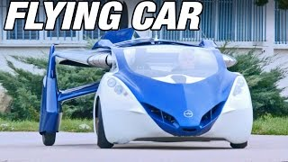 Download ► Flying Car - AeroMobil 3.0 demonstration Video