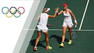 Download Rio Replay: Women's Tennis Doubles Final Match Video