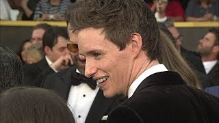 Download Eddie Redmayne - funny moments Video