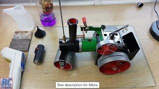 Download Mamod steam Roller Full Firing and Running Video (SR1a- 1972) Video