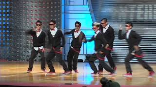 Download POREOTICS Hip Hop International 2010 Silver Medal Video