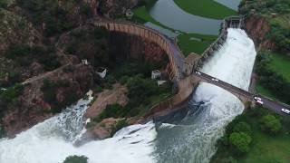 Download Hartbeespoort Dam - all ten sluices open 8 January 2017 Video