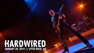 Download Metallica: Hardwired (Little Rock, AR - January 20, 2019) Video