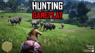 Download Red Dead Redemption 2 Hunting Gameplay Video