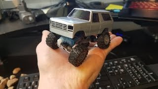 Download 3D Printed 4x4 R/C Truck Video