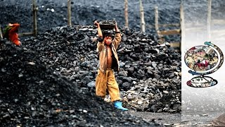 Download The Children Working On Indian Coal Mines Video