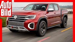 Download VW Atlas Tanoak (2018) Erste Fahrbilder - Details/Erklärung Video