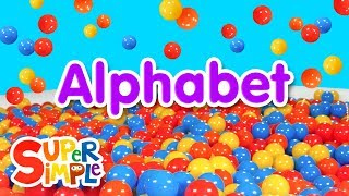 Download Super Duper Ball Pit | Learn The Alphabet | ABCs For Kids Video
