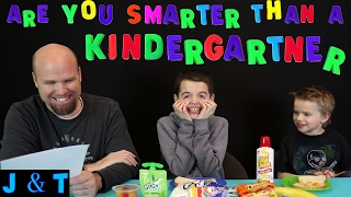 Download Are You Smarter Than A Kindergartner / Jake and Ty Video