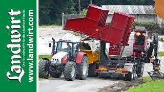 Download Pachinger Bankettprofi | landwirt Video