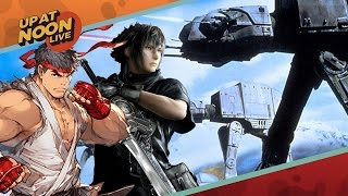 Download Final Fantasy XV (Finally), Rogue One's AT-ATs and The Game Awards! - Up At Noon Live! Video