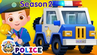 Download ChuChu TV Police for Kids Season 2 Awards Ceremony - Bravery Awards for Saving the City from Thieves Video