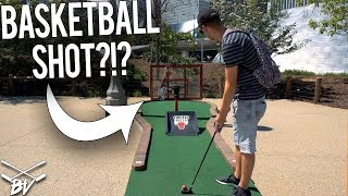Download HAVE YOU EVER SEEN A MINI GOLF COURSE LIKE THIS?! Video