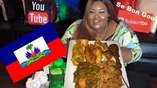 Download 🇭🇹MUKBANG | Haitian Food | Griot, Legume & Fritay Video