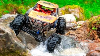 Download RC Extreme Pictures — #RC Cars OFF Road 4x4 Adventure Rock Crawling along Katun River in Mount Altay Video