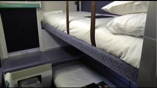 Download London to Edinburgh by Caledonian Sleeper train Video