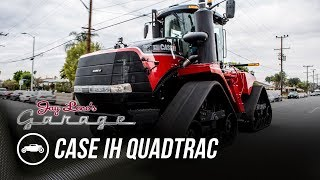 Download 2017 Case IH Quadtrac - Jay Leno's Garage Video