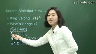 Download [Learn Korean Language] 1. Korean alphabet (consonant & vowel) Video