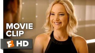 Download Passengers Movie CLIP - First Date (2016) - Jennifer Lawrence Movie Video