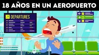 Download El hombre que pasó 18 años en un aeropuerto, una historia real Video