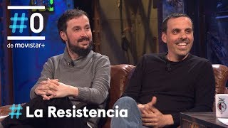 Download LA RESISTENCIA - Entrevista a Loulogio y Outconsumer | #LaResistencia 02.04.2018 Video