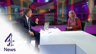 Download How should Muslims respond to prophet Mohammed cartoons? | Channel 4 News Video