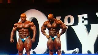 Download Mr Olympia 2017, open class finals Video