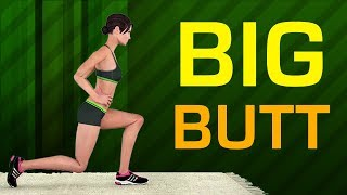 Download Big Butt Workout Challenge: 100 Squats 100 Donkey Kicks 50 Lunges Video