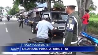 Download TIGA PRAJURIT TERJARING PASUKAN DENPOM Video