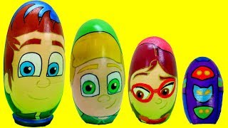 Download PJ MASKS Toys Nesting Doll Surprises! Disney Toys PJ Masks Transform Funny Kids Video