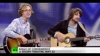 Download Kings of Convenience play Cayman Islands exclusively for Prime Time Video