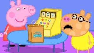 Download Свинка Пеппа на русском все серии подряд | поход по магазинам | Мультики Video
