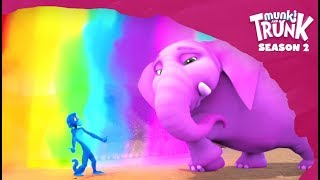 Download Rainbow Rising – Munki and Trunk Season 2 #4 Video