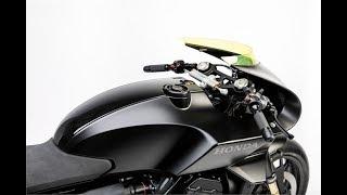 Download Details 2019 Honda CB4 Interceptor | New 2019 Honda CB4 Interceptor Concept Motorcycle Unveiled Video